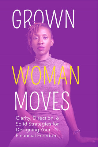 Grown Woman Moves Book