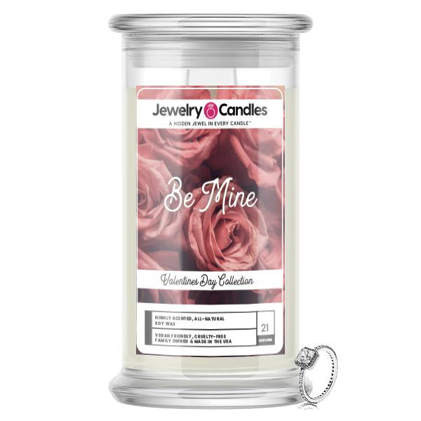 Be Mine Jewelry Candle