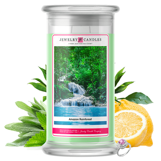 Amazon Rainforest | Jewelry Candle®