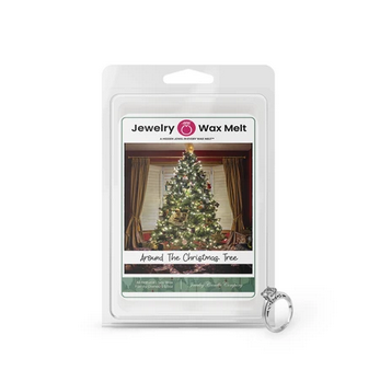Around Christmas Tree Jewelry Wax Melt