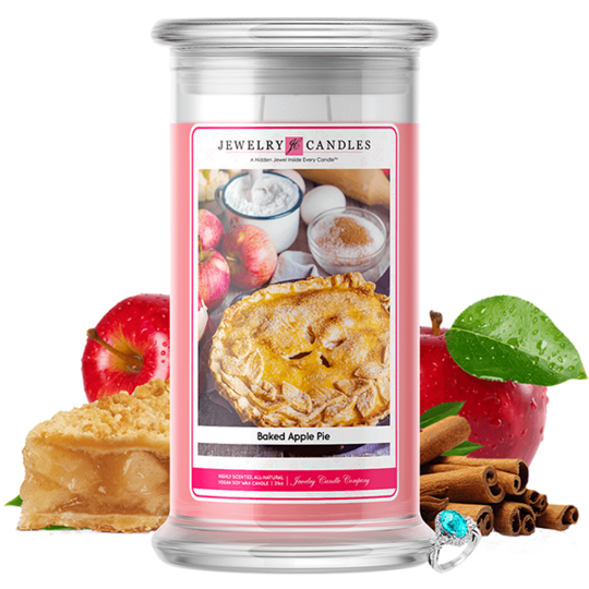Baked Apple Pie - Original Candles