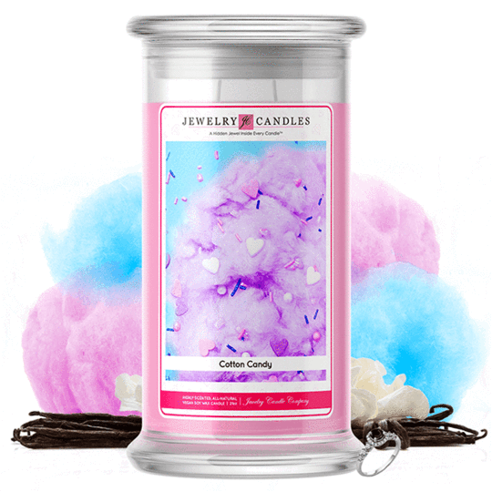 Cotton Candy - Original Candles