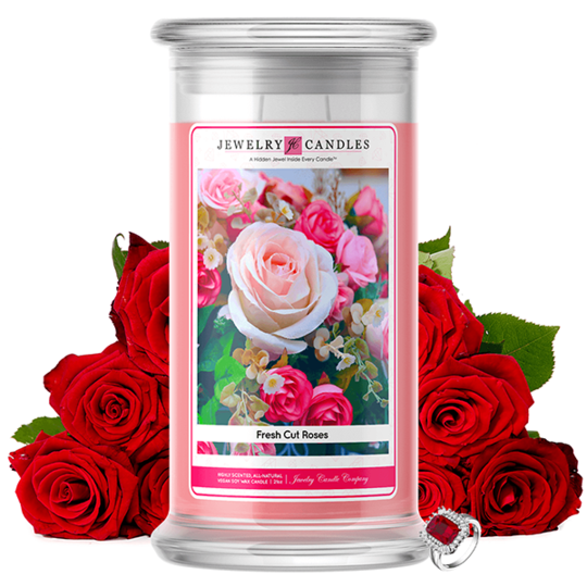 Fresh Cut Roses - Original Candles