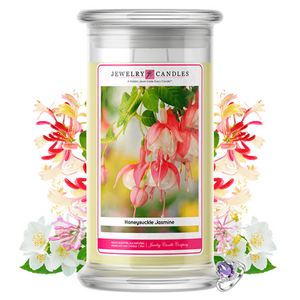 Honeysuckle Jasmine | Jewelry Candle®