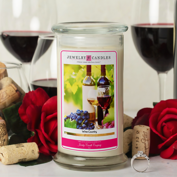 Pear Berylicious | Jewelry Candle®