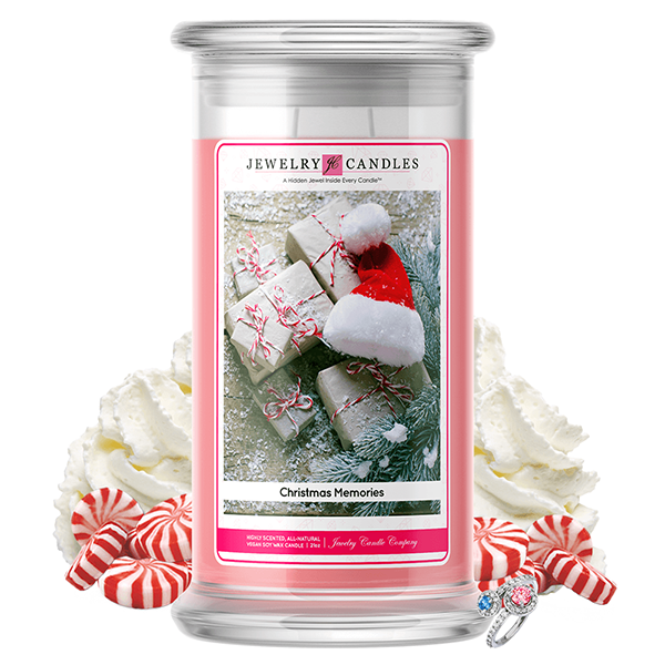 Christmas Memories | Jewelry Candle®-Jewelry Candles®-The Official Website of Jewelry Candles - Find Jewelry In Candles!