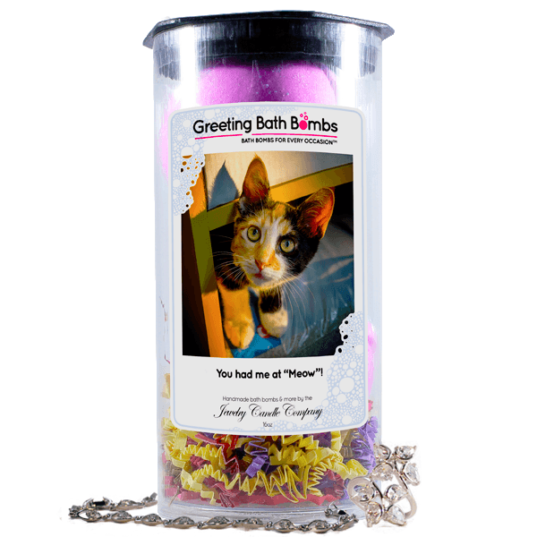 "You Had Me At ""Meow""! 