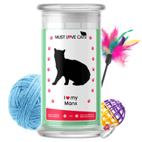 I Love My Manx | Must Love Cats® Candle-Must Love Cats® Candle-The Official Website of Jewelry Candles - Find Jewelry In Candles!