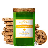 Chocolate Chip Cookies | Jewelry Wine Candle™?-Jewelry Wine Candles-The Official Website of Jewelry Candles - Find Jewelry In Candles!