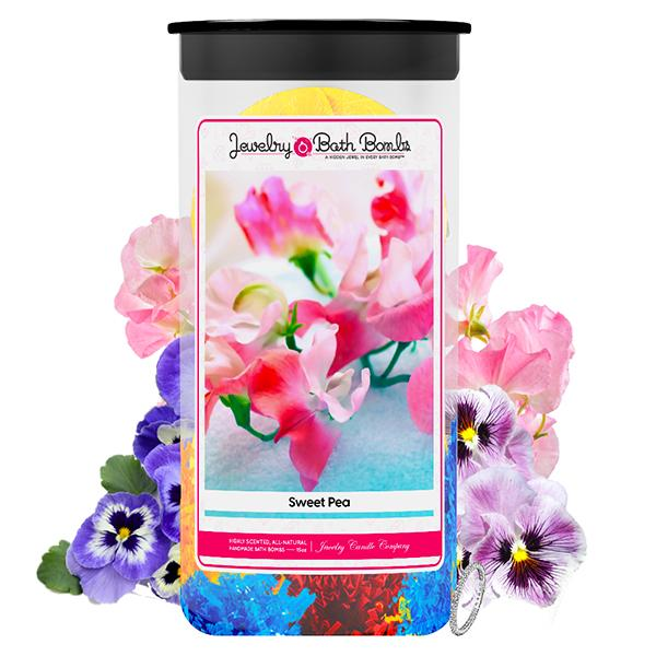 Sweet Pea Jewelry Bath Bombs Twin Pack