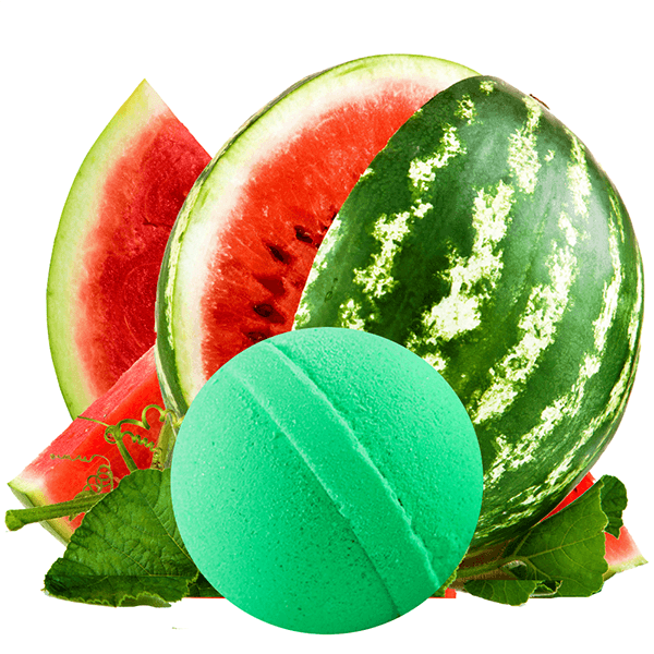 Watermelon Splash | Single Bath Bomb®-Single Bath Bomb-The Official Website of Jewelry Candles - Find Jewelry In Candles!