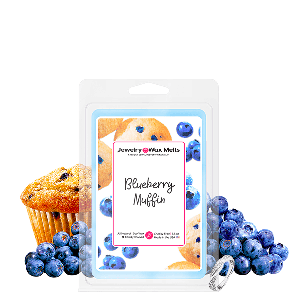 Blueberry Muffin Jewelry Wax Melt