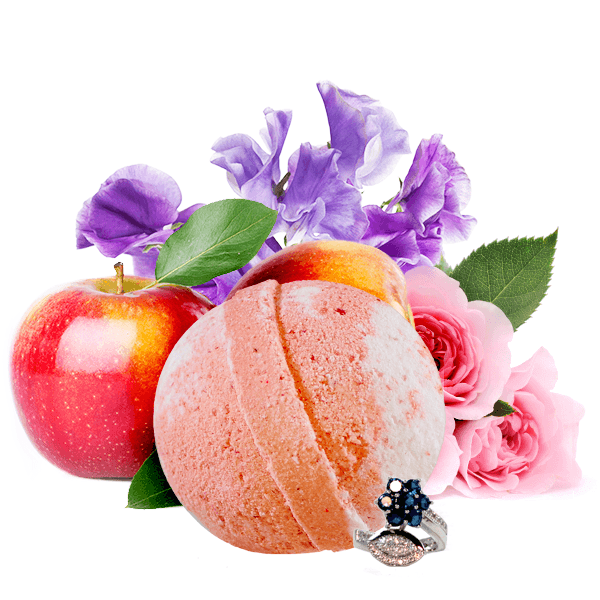 Sexy Little Things | Single Jewelry Bath Bomb®
