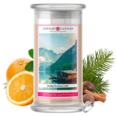 Smoky Mountains Cabin - Original Candles