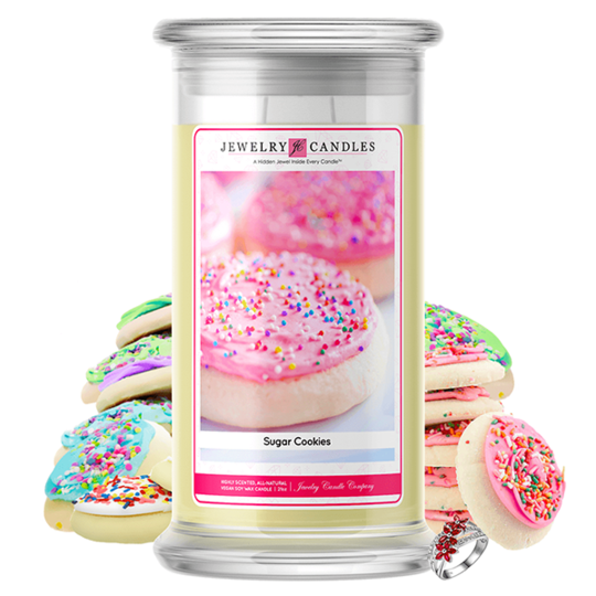 Sugar Cookies | Jewelry Candle®