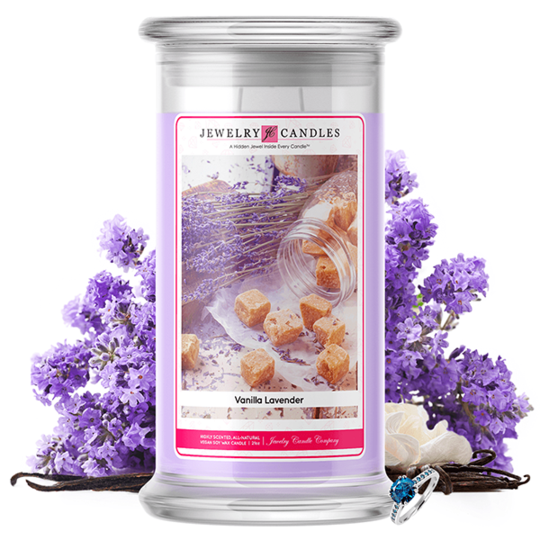 Vanilla Lavender | Jewelry Candle®