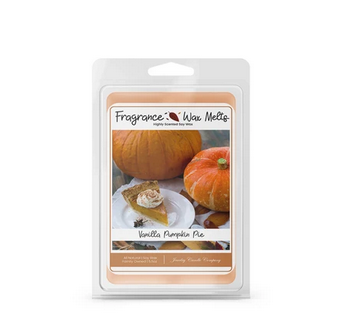 Vanilla Pumpkin Fragrance Wax Melt