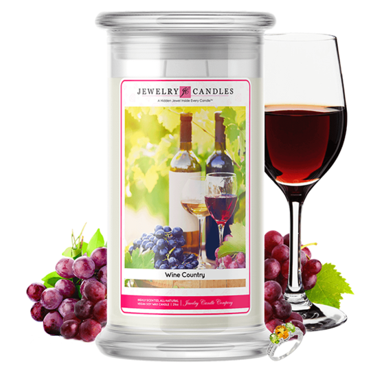 Wine Country - Original Candles