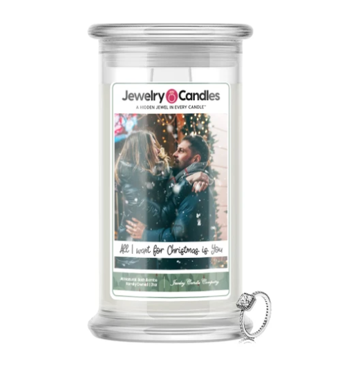 All I want for Christmas is YOU | Jewelry Candle®