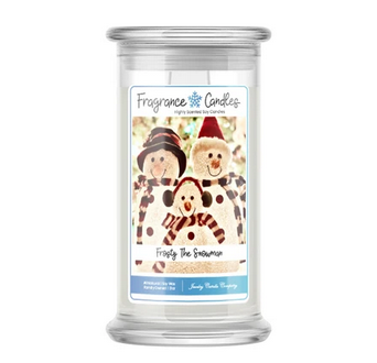 Frosty The Snow Man Fragrance Candle