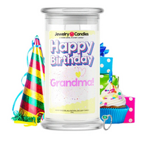 Happy Birthday Grandma! - Birthday Candles