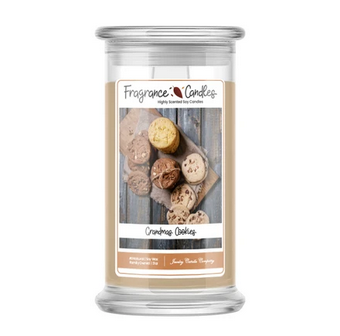 Grandma Cookies Fragrance Candle