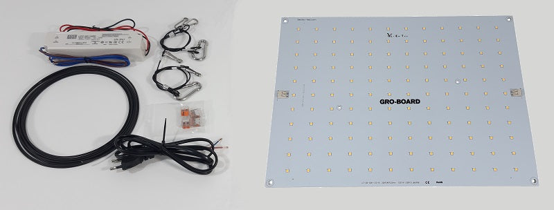 Quantum Gro-Board - 132 Mini LM301B Set's - lientec-led