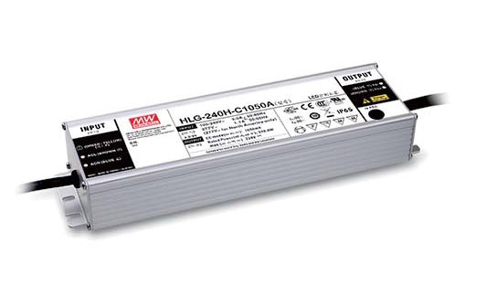 Meanwell HLG-240H Serie - lientec-led