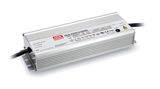 Meanwell HLG-320H Serie - lientec-led