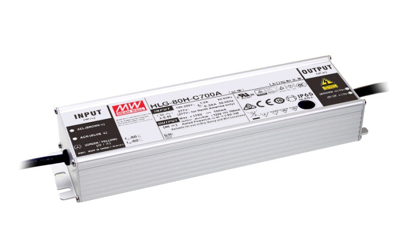 Meanwell HLG-60H Series - lientec-led