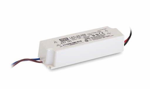 Meanwell LPC-20 Serie - lientec-led