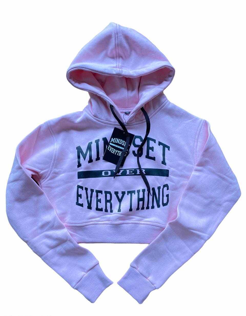 M.O.H. Crop Hoodies