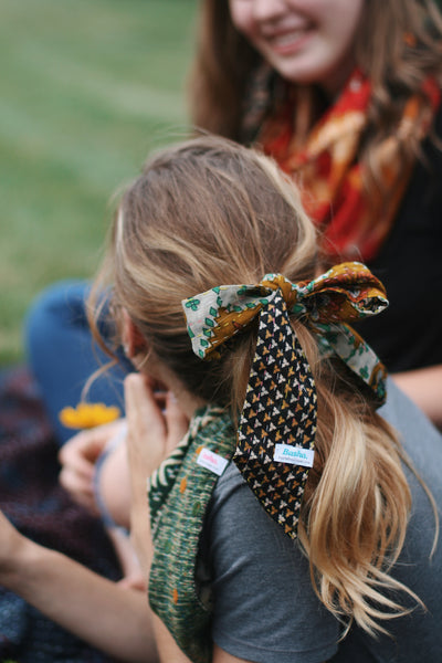 Hair Tie | unknotted