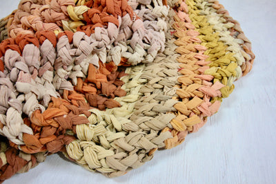Chunky Knit Blanket - Large
