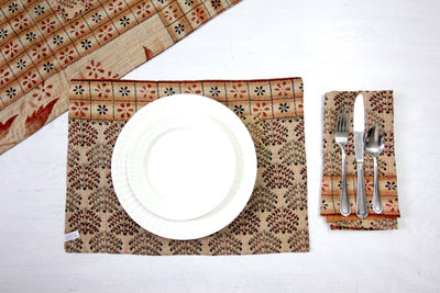 Dining Set - Neutral Colors