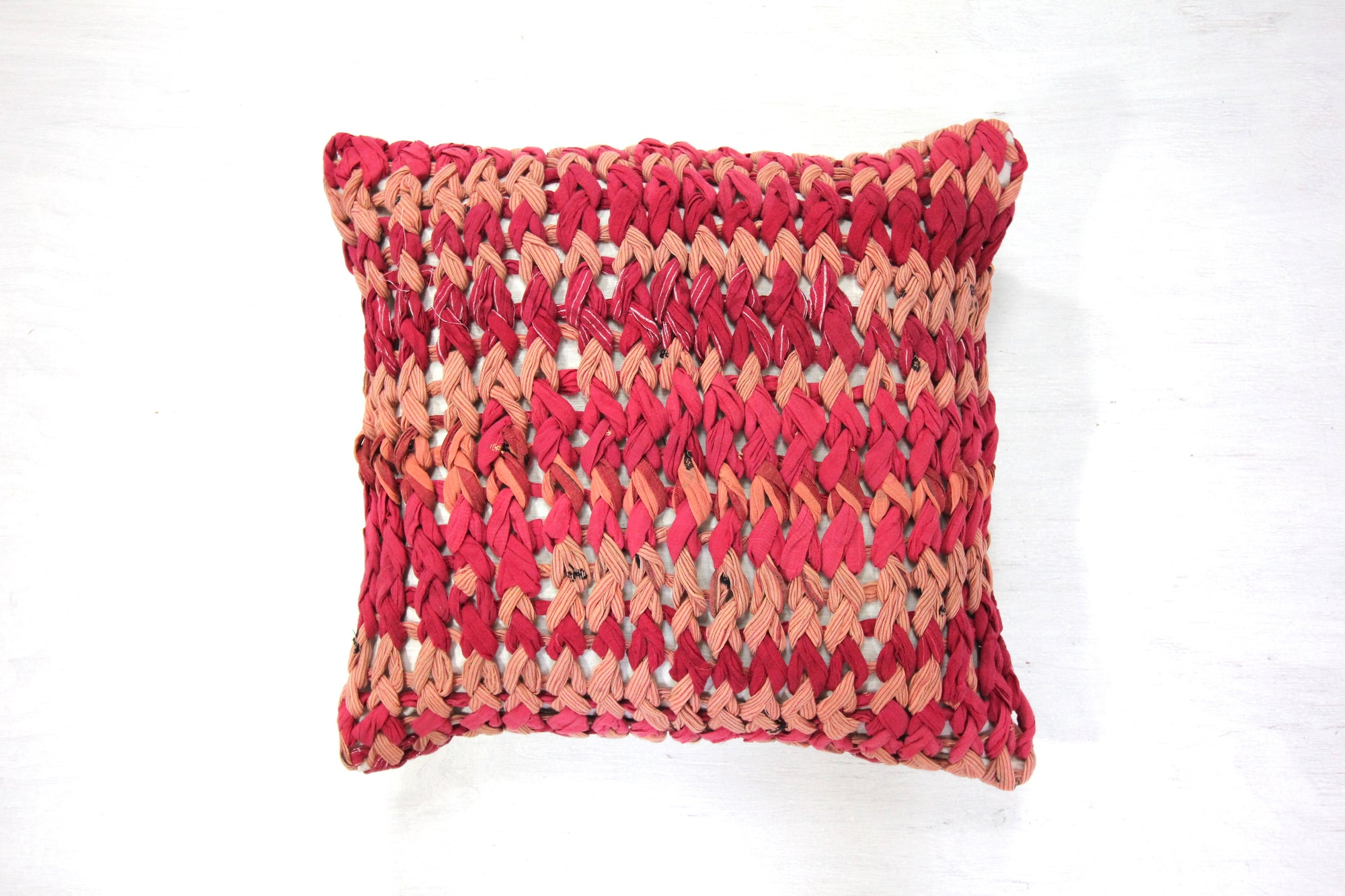 Chunky Knit Cushion Cover - Small