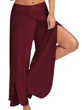 Load image into Gallery viewer, Sports Fitness Yoga Wide Leg Pants