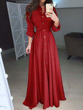 Load image into Gallery viewer, Elegant And Slim Maxi Dress