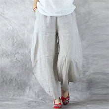 Load image into Gallery viewer, 2019 Casual Plain Loose Sot Pants