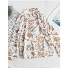 Load image into Gallery viewer, Casual Long Sleeve Printed Colour Loose Shirt