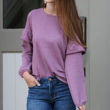 Load image into Gallery viewer, Hot Ladies Long Sleeve Hoodied