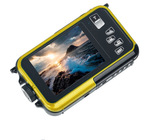 Double Screen Underwater Camera Waterproof - QWERTY LLC