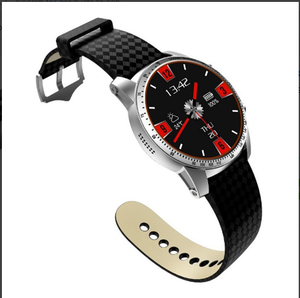 Heart Rate Monitor Equipped Smartwatch - QWERTY LLC