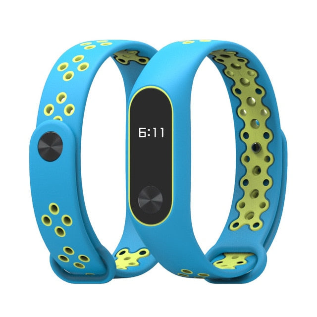 Mi Band 2 wrist strap for Xiaomi mi band 2 - QWERTY LLC