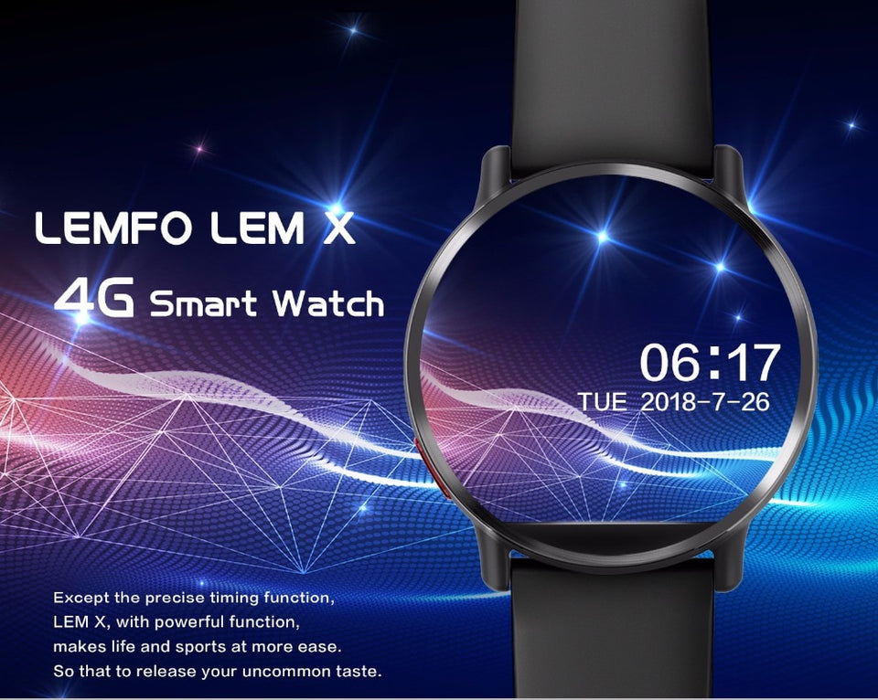 LEMFO Exclusive Smartwatch - QWERTY LLC