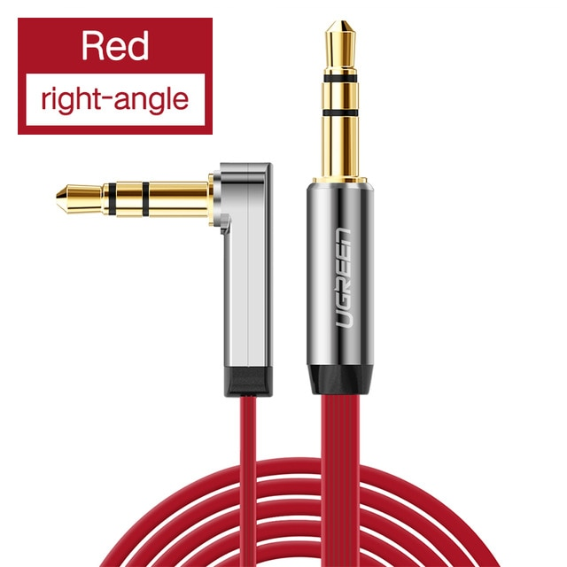 Ugreen AUX Cable Jack 3.5mm Audio Cable - QWERTY LLC