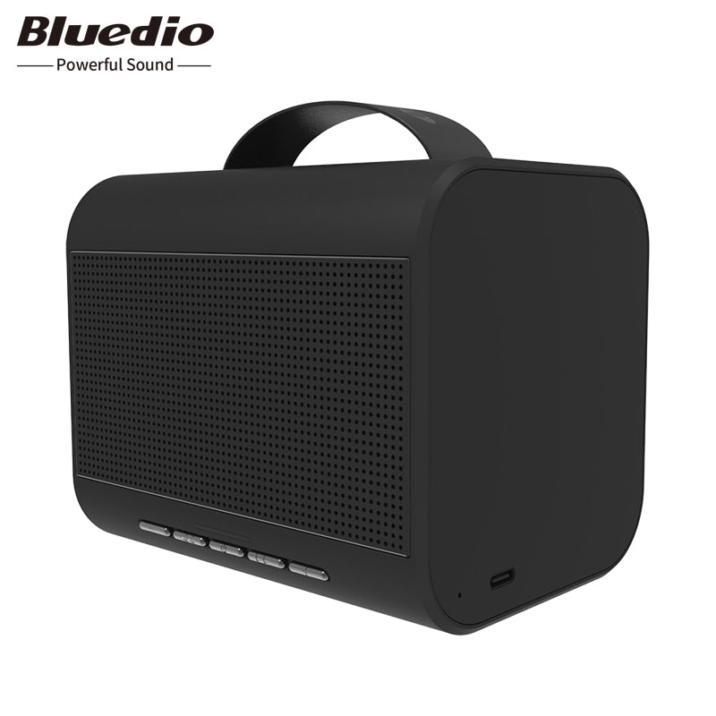 Bluedio T Share2.0 Portable Wireless speaker - QWERTY LLC