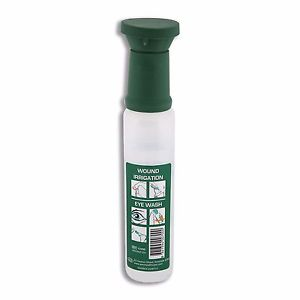 250ML EYE WASH BOTTLE WITH SALINE
