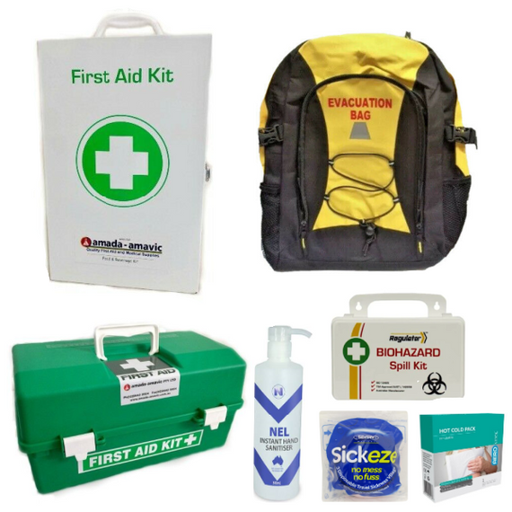 Childcare First Aid Package