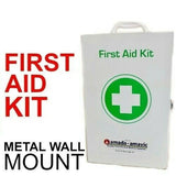 OFFICE STANDARD METAL FIRST AID KIT